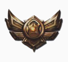 League of Legends- Bronze Rank by fearmatthew