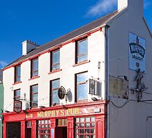 Murphy's Pub On A Sunny Day In Dingle Ireland by Mark Tisdale