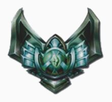 League of Legends- Platinum Rank by fearmatthew