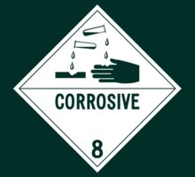 HAZMAT Class 8: Corrosive by Ruben Wills