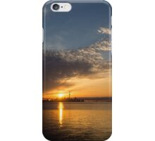 Good Morning, Toronto with a Glorious Sunrise iPhone Case/Skin