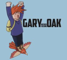 Gary Oak by Snowballs