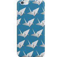 Origami Cranes iPhone Case/Skin
