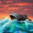 Futuristic Submarine  by Nick  Greenaway