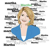 Martha Stewart is Everything Tote Bag by markdwaldron