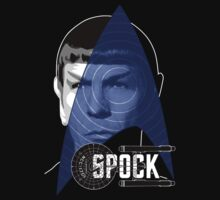 Spock - Star Trek - Spock Prime by James Ferguson - Darkinc1