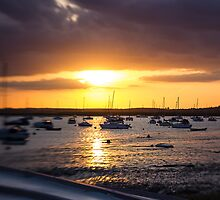 Mersea Sunset 2 by backfocus