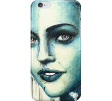 bluegirl iPhone Case/Skin