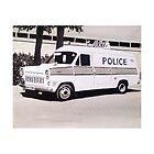 Ford Transit Mk.1 Police Van by sidfox