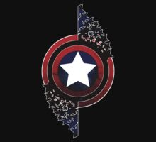 The 50 Stars of US Agent by DarksideEric
