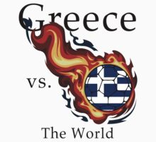 World Cup - Greece Versus The World by pjwuebker