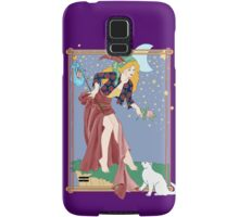 Tarot Fool Samsung Galaxy Case/Skin