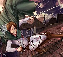Attack on Titan by PetraII
