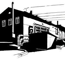 Industrial 1 by Elgreen