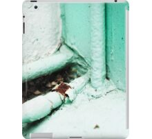 { Corners: where the walls meet #04 } iPad Case/Skin