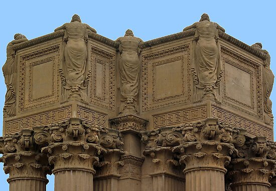 Palace of Fine Arts © by Ethna Gillespie