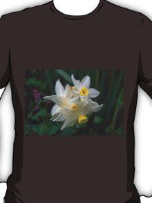 White Daffadills T-Shirt