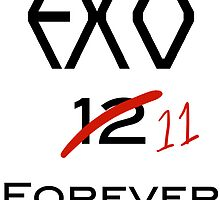 EXO 11 forever by kpoplace