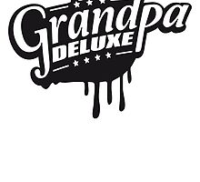 Best Super Grandpa Deluxe graffiti stamp by Style-O-Mat