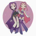 Super Best Friends by nicolascagedesu
