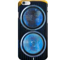 Vintage Yellow Alfa Romeo iPhone Case/Skin