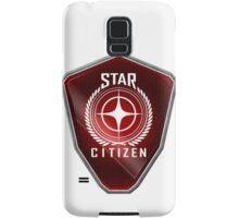 Star Citizen Logo - Red Samsung Galaxy Case/Skin