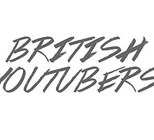 British Youtubers! by praaladida
