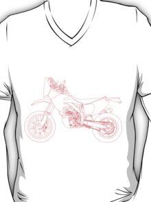 Honda CRF450X Rally Raid T-Shirt