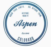 Aspen Ski Resort Wyoming Kids Clothes