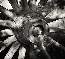 Wagon Wheel by Dave Hare
