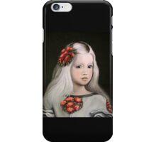 Homage to Velasquez, The Little Princess iPhone Case/Skin