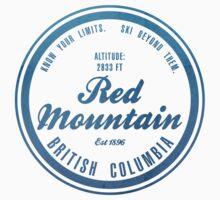 Red Mountain Ski Resort British Columbia Kids Clothes