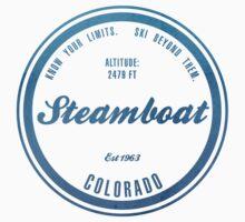 Steamboat Ski Resort Colorado Kids Clothes