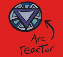 Arc reactor by Aaran Bosansko