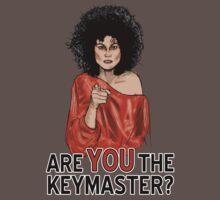 Are You the Keymaster? by moysche