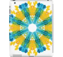 Watercolor flower iPad Case/Skin