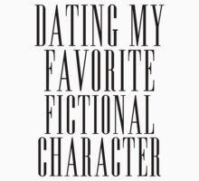 dating my favorite character by thealexsimms