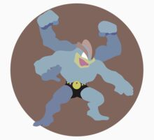 Machamp - Basic by Missajrolls