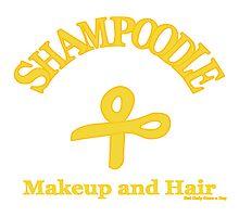 Shampoodle Scissors Photographic Print