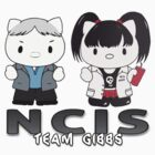 NCIS - Hallo Team Gibbs by CJSDesign