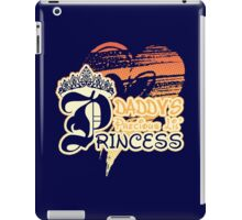 Daddy's Precious Lil' Princess iPad Case/Skin