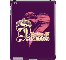 Precious Lil' Princess iPad Case/Skin