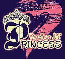 Precious Lil' Princess by ThePinkKitten