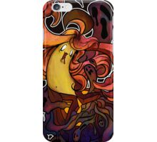 THE SPOOKY GOURGEIST -NORMAL iPhone Case/Skin