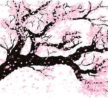 Sakura Tree by AyllieyaRosa