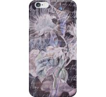 Lilyflower Abstract iPhone Case/Skin