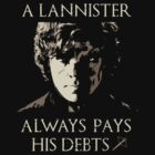 A Lannister always pays his debts by RedLemon