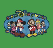 Super Disney World Kids Clothes