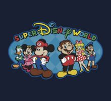 Super Disney World by Jen Pauker