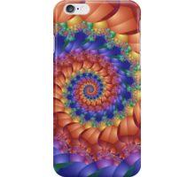 Beautiful Rainbow Spiral  iPhone Case/Skin
